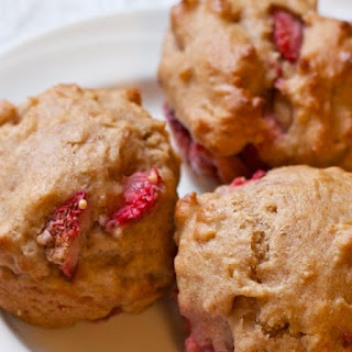 Sugar Free Strawberry Muffin Recipes