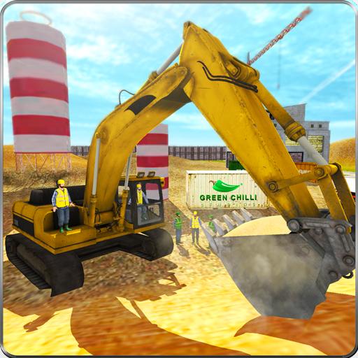 Town Building Construction Sim