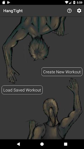 Hang Tight - Hangboard Trainer screenshot 1