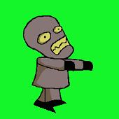 Robot Zombies Zero