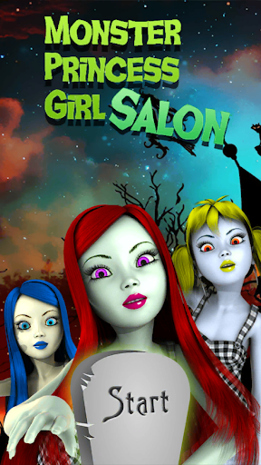 Monster Princess Girl Salon