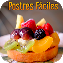 Postres Faciles y Rapidos- Recetas Postres Caseros icon