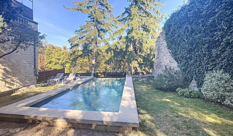 Appartement avec piscine Uzès