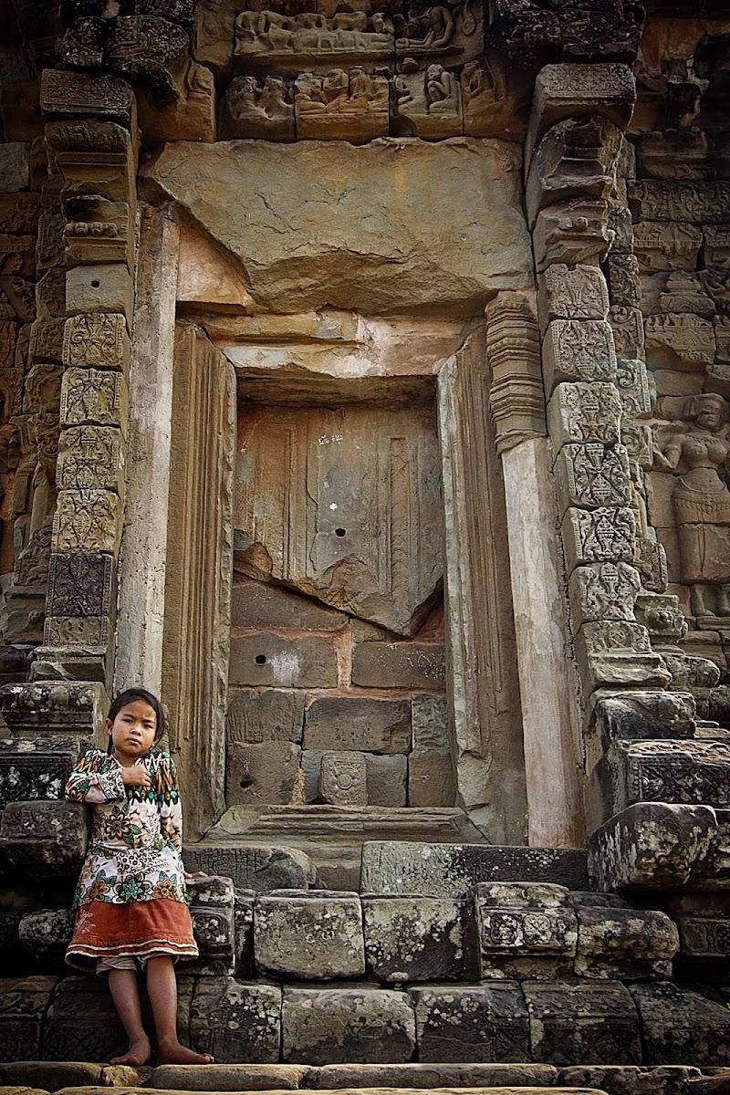 Little Khmer di seran_pagua