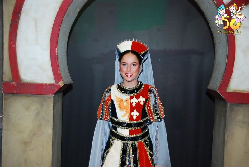 Mejor actriz de reparto - Aitana Rodríguez Muñoz