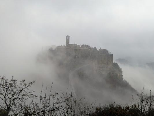 Magica nebbia di Piera