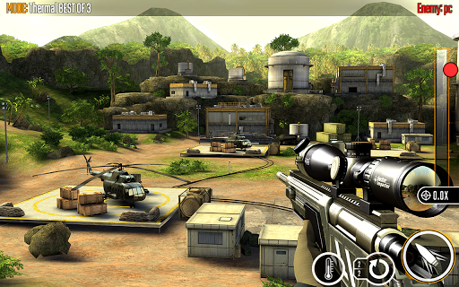 Sniper Strike – FPS 3D Shooting Game  image 2