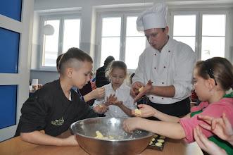 Photo: Klasa 2d też piecze ciasteczka (fot. p. Katarzyna Jakut)