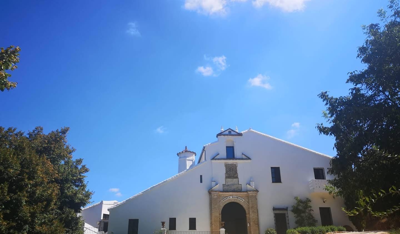 Hôtel classé monument historique et jardin Constantina