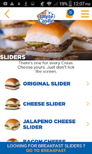 White Castle Online Ordering- screenshot thumbnail