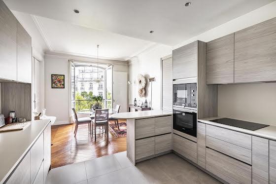Vente appartement 5 pièces 166 m2