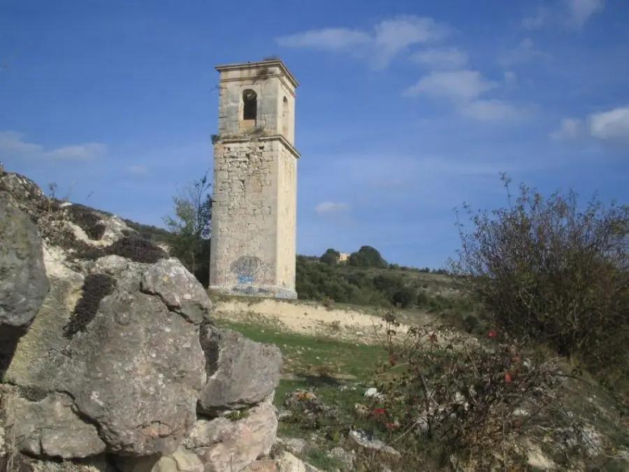 Ochate, el pueblo fantasma de Burgos