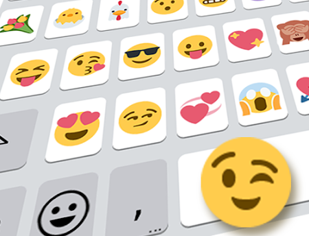 Emoji Keyboard-Cute & Colorful 2.5 screenshot 157371
