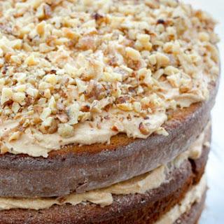 Russian Korolevsky Cake (King's Cake).