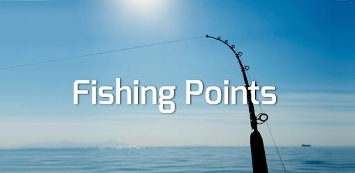 e674554e3 Fishing Points: GPS, Tides & Fishing Forecast - التطبيقات على Google Play