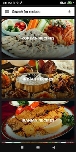 Asian Recipes 41.0.0 screenshots 6