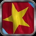 Vietnamese Flag Live Wallpaper icon