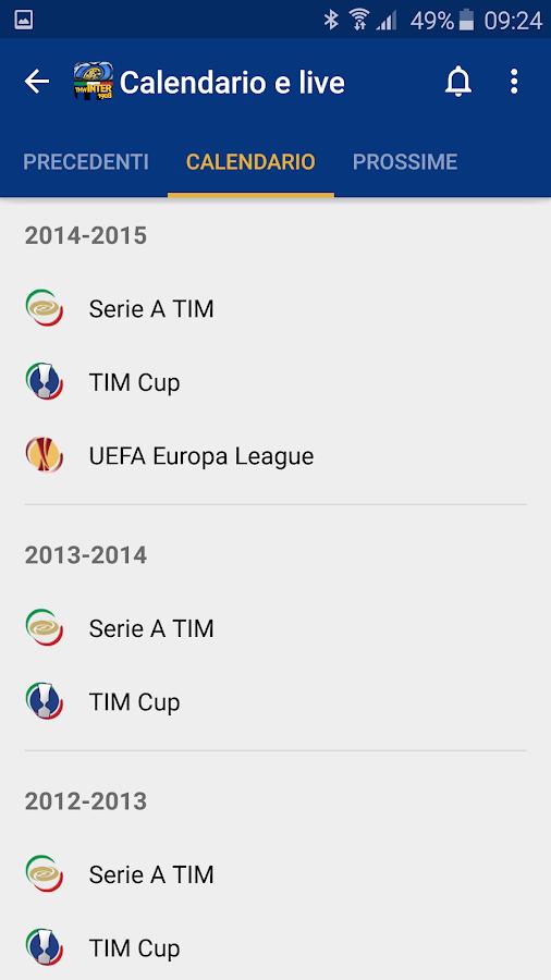 TMW Inter 1908- screenshot