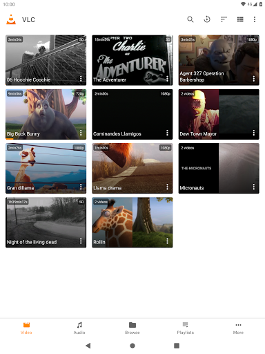 VLC for Android 3.3.1 screenshots 9