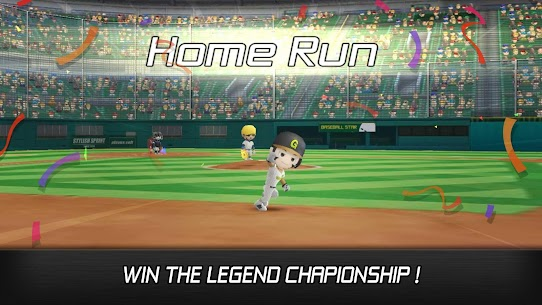 Baseball Star MOD 1.5.3 (Unlimited Autoplay Points / Free Training) APK 4