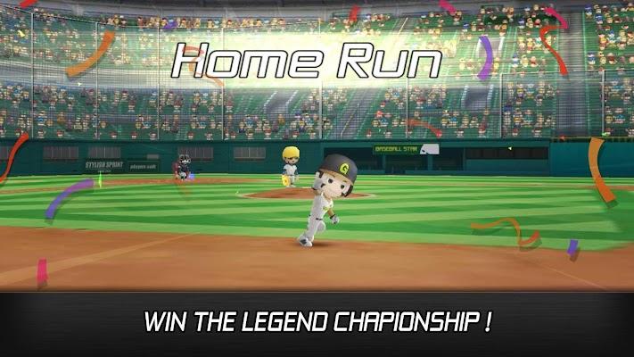 Baseball Star Screenshot Image