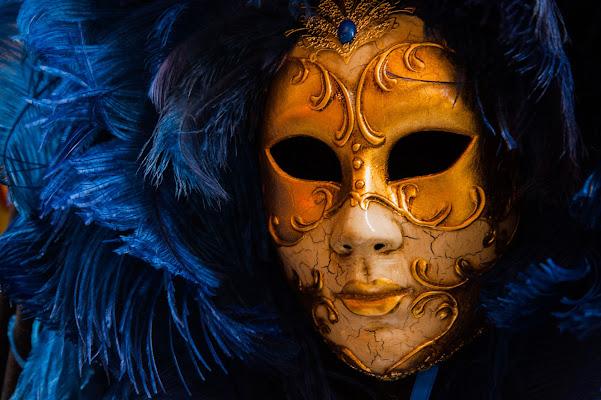 Maschera veneziana di Gian Piero Bacchetta