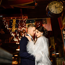 Wedding photographer Sergey Yashmolkin (SMY9). Photo of 17.10.2018