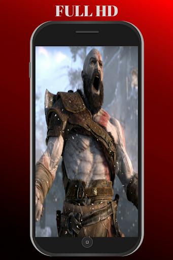God War Wallpaper HD Kratos 4K Live 1.2 screenshots 6