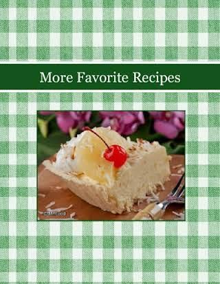 More Favorite Recipes