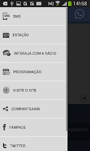Monte FM 96,7 Monte Carmelo MG screenshot 1