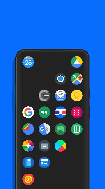 Mono - Icon Pack Screenshot 3