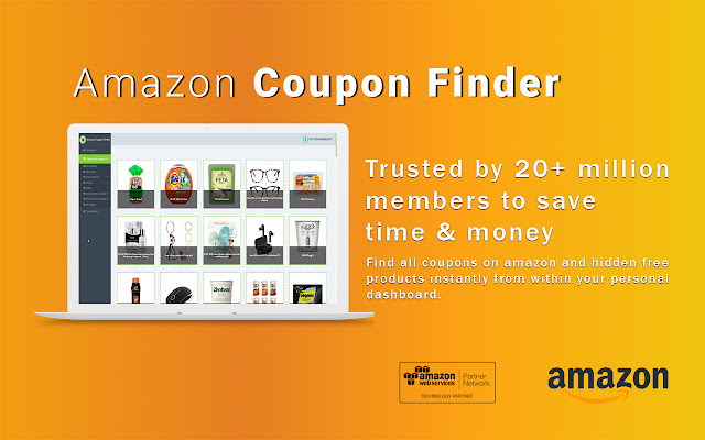 Amazon Coupon Finder