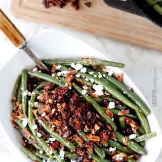 Maple Bacon Green Beans Recipes