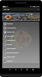 IAFF 1784- screenshot thumbnail