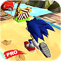 Pro Blue Hedgehog - Ultimate Adventure icon