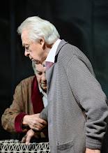 Photo: WIEN/ Kammerspiele der Josefstadt: SCHON WIEDER SONNTAG - zum 85 Geburtstag von Otto Schenk. Inszenierung: Helmut Lohner. Otto Schenk. Harald Serafin. Copyright: Barbara Zeininger