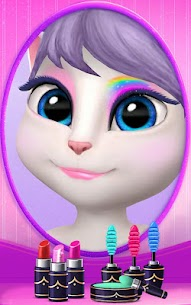 My Talking Angela Mod Apk  4.9.0.867 [Unlimited Money] 10