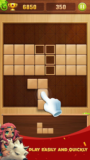 Wood Block Puzzle 2020 screenshot 2
