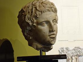 Photo: Burdur, Held voor wie het Heroon van Sagalassos gebouwd werd