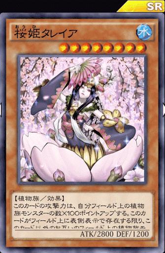 桜姫タレイア