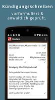 Screenshot of aboalarm