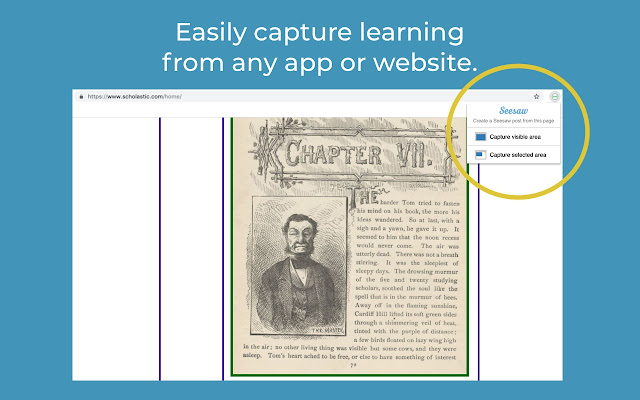 Reflect in Seesaw Extension