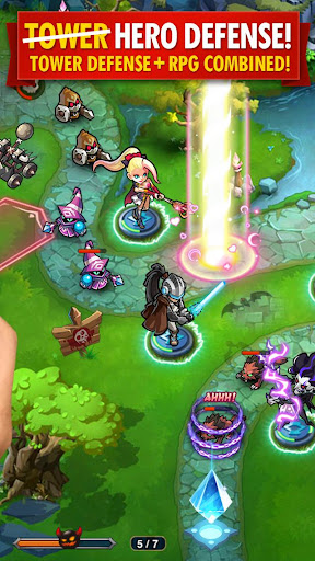 Magic Rush: Heroes screenshots 2