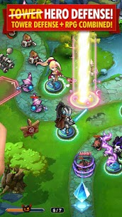 Magic Rush: Heroes Mod 1.1.208 Apk [Unlimited Coins] 2