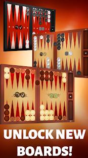 Backgammon Offline - náhled