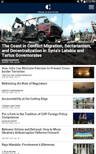 Carnegie Endowment- screenshot thumbnail