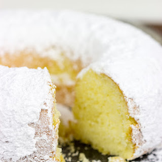 Cake Made With Powdered Sugar Recipes