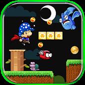 Super Jungle World of Mario