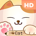 Catlendar & Diary HD icon