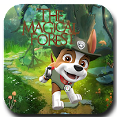paw tracker : the magical forest adventure